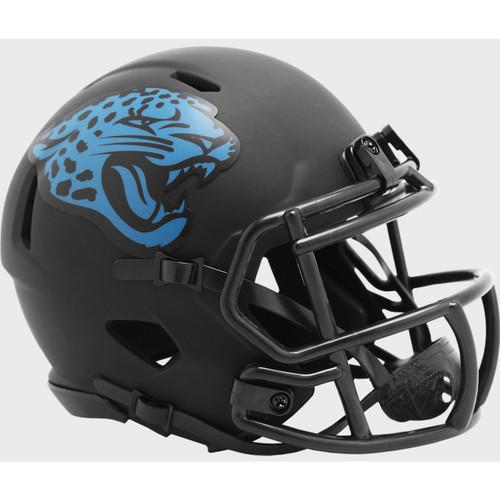 Jacksonville Jaguars 2020 Black Revolution Speed Mini Football Helmet