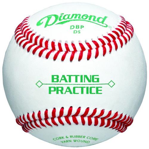 Diamond DBP Batting Practice Baseballs