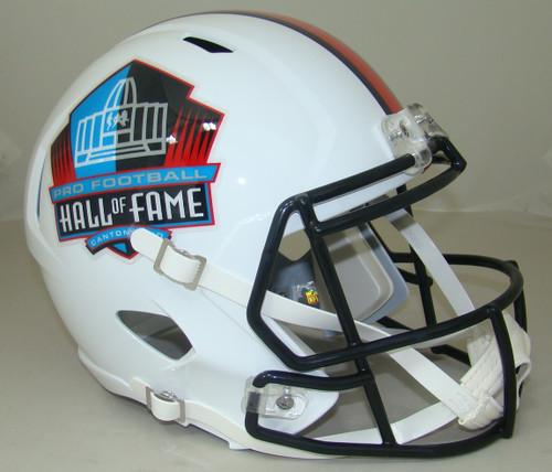 NFL Football Hall of Fame SPEED Riddell Full Size Replica Helmet