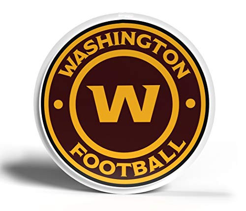 NFL Washington Football Team 3D Fan Foam Logo Sign