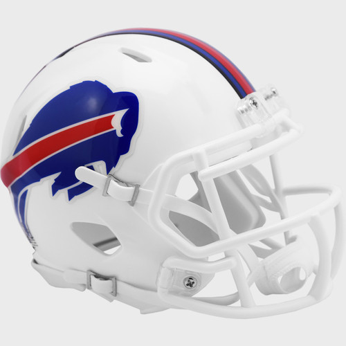 Buffalo Bills New 2021 Revolution SPEED Mini Football Helmet