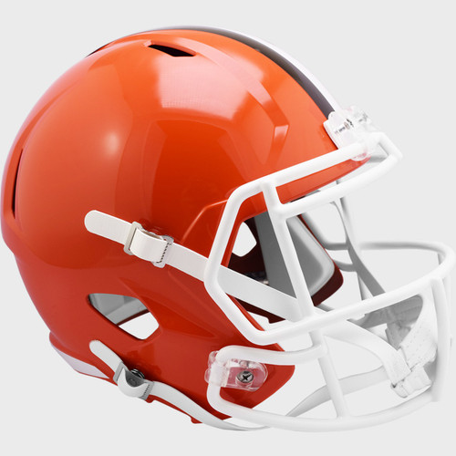 Cleveland Browns 1975-2005 Throwback SPEED Riddell Full Size Replica Football Helmet