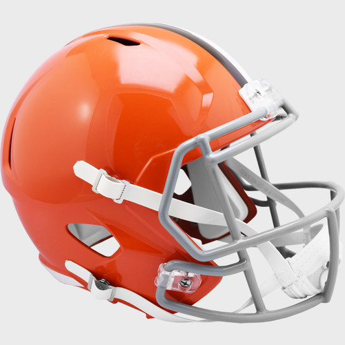 Cleveland Browns 1962-1974 Throwback SPEED Riddell Full Size Replica Football Helmet