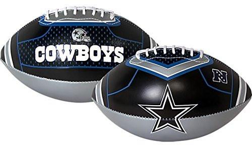 Dallas Cowboys Full Size Jersey Style Logo Football