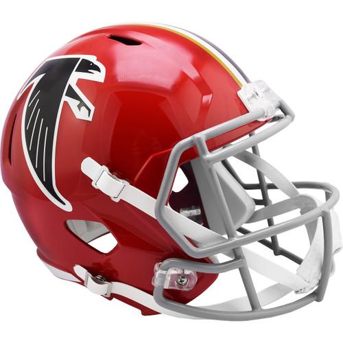 Atlanta Falcons 1966-1989 Throwback SPEED Riddell Full Size Replica Football Helmet