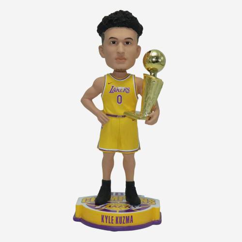 "Kyle Kuzma Los Angeles Lakers 2020 NBA Champions 8"" Player Bobblehead Doll Bobble Head"