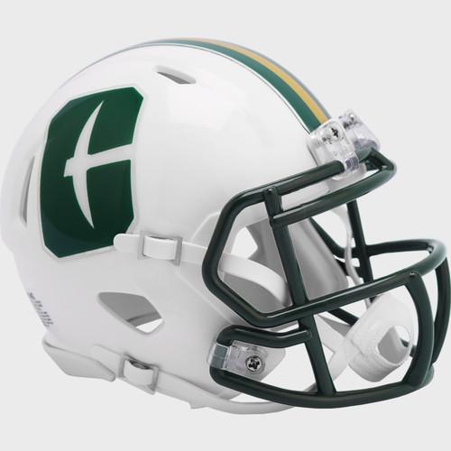 UNC Charlotte 49ers NCAA Revolution SPEED Mini Football Helmet