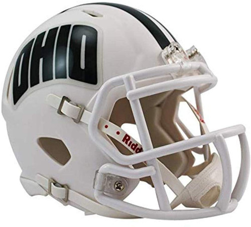 Ohio Bobcats NCAA Revolution SPEED Mini Football Helmet