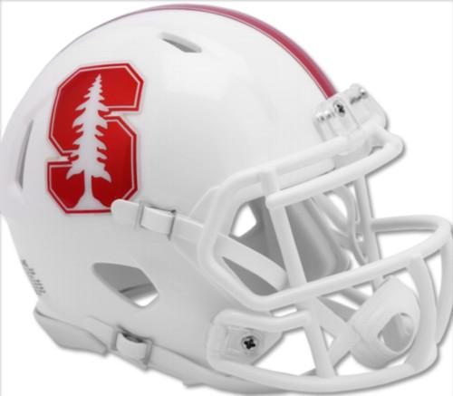 Stanford Cardinal NCAA Revolution SPEED Mini Football Helmet