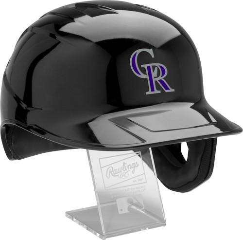 Colorado Rockies MLB Official Mach Pro Replica Baseball Batting Helmet
