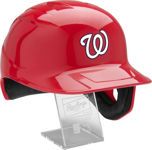 Washington Nationals MLB Official Mach Pro Replica Baseball Batting Helmet