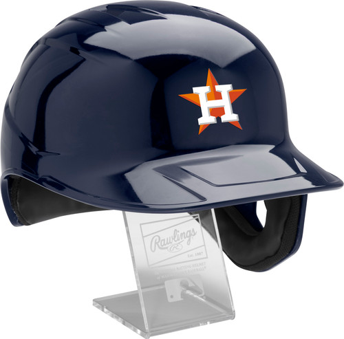 Houston Astros MLB Official Mach Pro Replica Baseball Batting Helmet