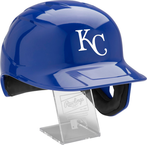 Kansas City Royals MLB Official Mach Pro Replica Baseball Batting Helmet