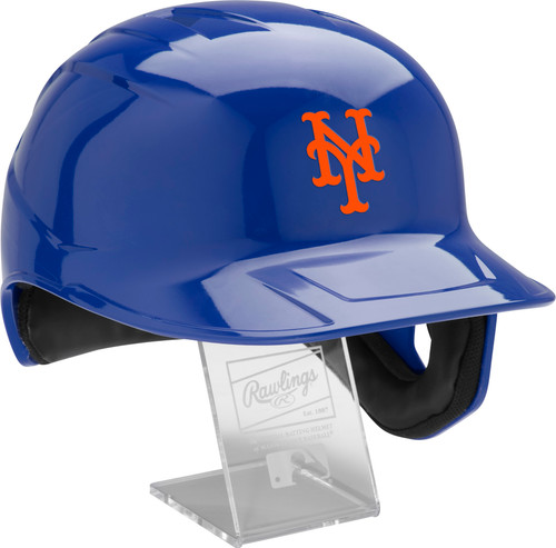 New York Mets MLB Official Mach Pro Replica Baseball Batting Helmet