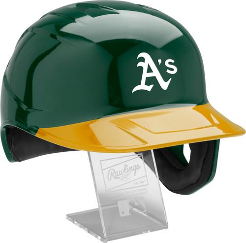 Oakland Athletics A's MLB Official Mach Pro Replica Baseball Batting Helmet