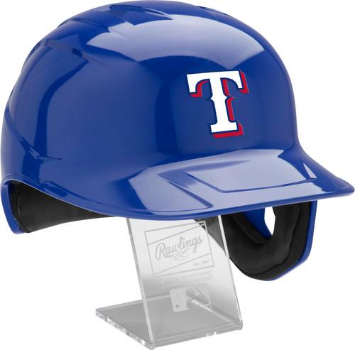 Texas Rangers MLB Official Mach Pro Replica Baseball Batting Helmet