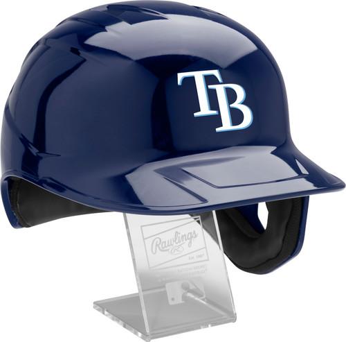 Tampa Bay Rays MLB Official Mach Pro Replica Baseball Batting Helmet