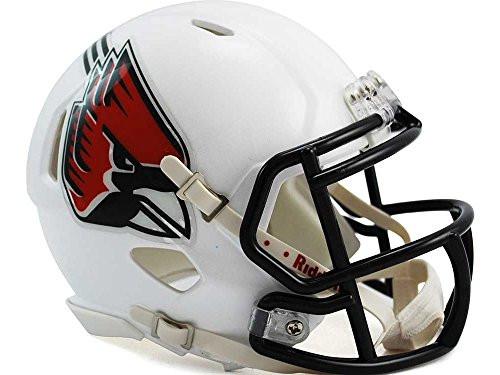Ball State Cardinals NCAA Riddell Speed Mini Football Helmet