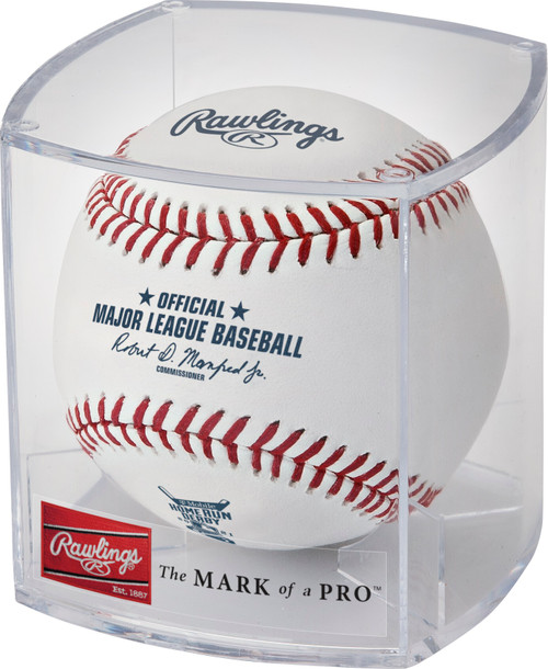 2021 MLB All-Star Game HOME RUN DERBY Rawlings Official Baseball in Cube