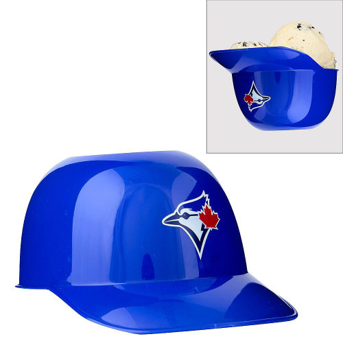 Toronto Blue Jays MLB 8oz Snack Size / Ice Cream Mini Baseball Helmets - Quantity 24
