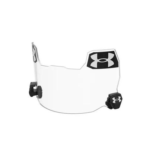 Under Armour Youth Football Helmet Visor Shield - Clear