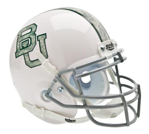Baylor Bears (Camo) Schutt Mini Authentic Helmet