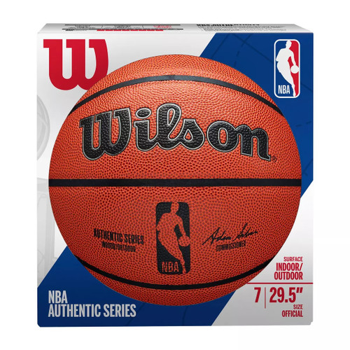 Official NBA Authentic Indoor / Outdoor Game Basketball in Box