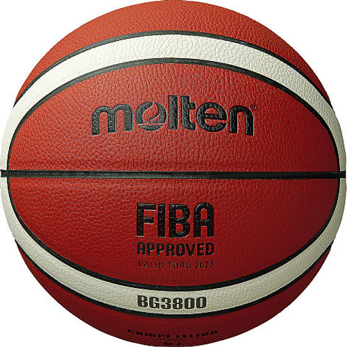 Molten Official FIBA 2-Tone Indoor Outdoor Olympic Full Size Basketball