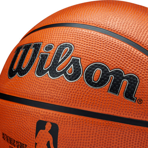 New Official NBA Authentic Outdoor Game Basketball by Wilson