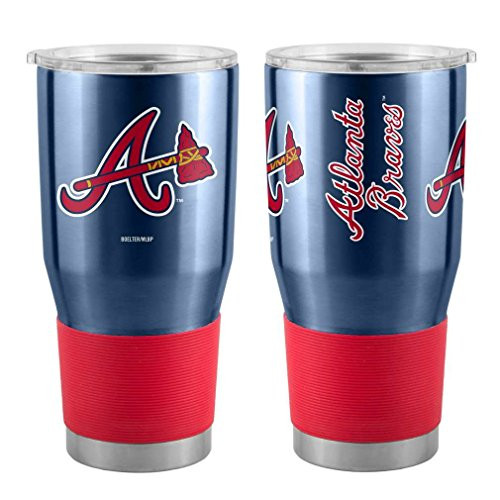 Atlanta Braves MLB 30 oz. Curved Ultra Insulated Tumbler Cup