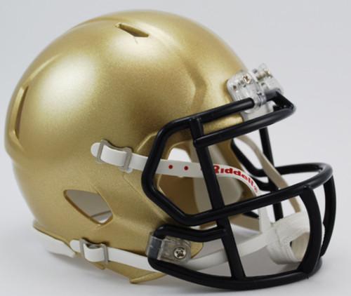 Navy Midshipmen Revolution SPEED Mini Football Helmet