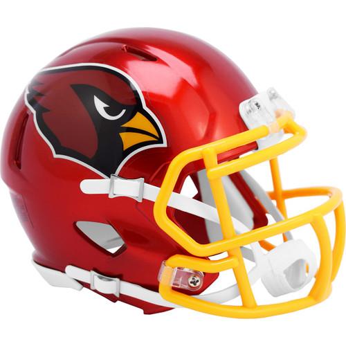 Arizona Cardinals Riddell Speed Mini Helmet - New Flash Alternate