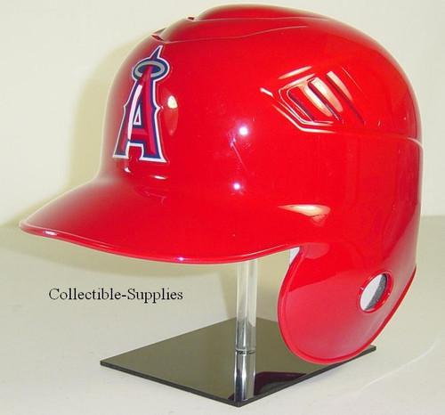Los Angeles Angels of Anaheim Rawlings COOLFLO LEC Full Size Baseball Batting Helmet