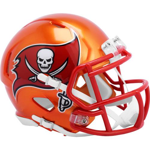 Tampa Bay Buccaneers Riddell Speed Mini Helmet - New Flash Alternate
