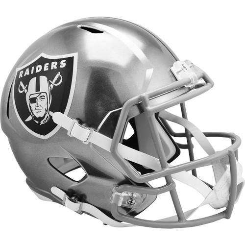 Las Vegas Raiders Alternate Flash Replica Speed Full Size Football Helmet