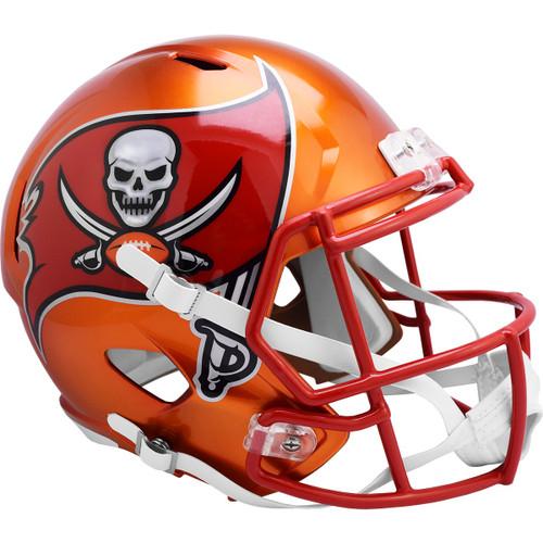 Tampa Bay Buccaneers Alternate Flash Replica Speed Full Size Football Helmet