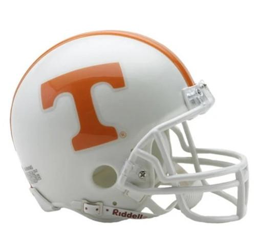 Tennessee Volunteers Riddell Mini Football Helmet with Z2B Mask