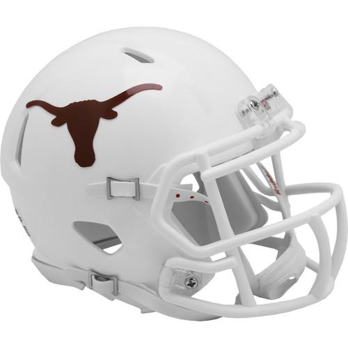 Texas Longhorns NCAA Riddell SPEED Mini Football Helmet