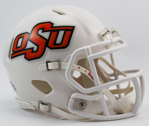 Oklahoma State Cowboys NCAA Riddell Speed Mini Helmet