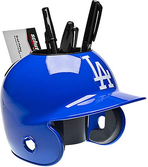 Los Angeles Dodgers MLB Mini Helmet Desk Caddy