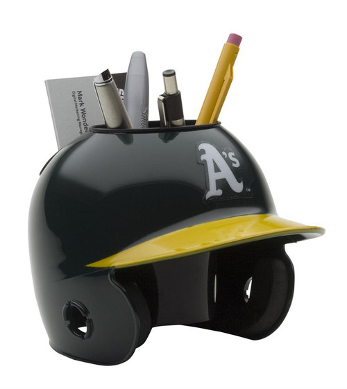 Oakland A's MLB Desk Caddy