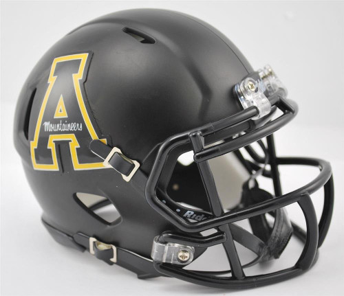 Appalachian State NCAA Riddell SPEED Mini Helmet