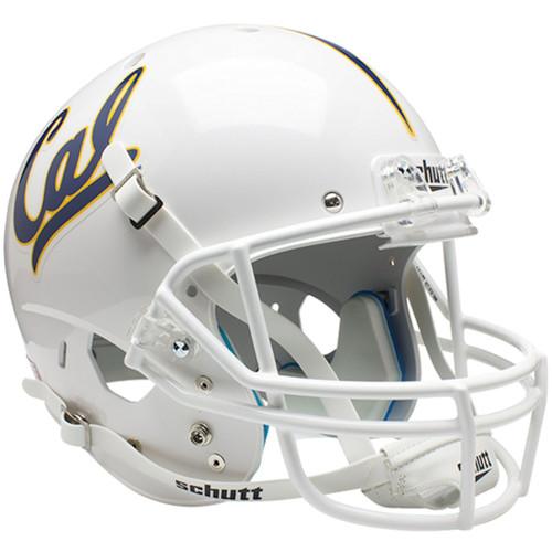 Cal Bears Alternate White Schutt Full Size Replica XP Football Helmet