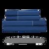 Bedgear Hyper-Wool Technology Performance Wool Sheet Set - Navy - Queen - BGS28AMB3FQ, 814874021104