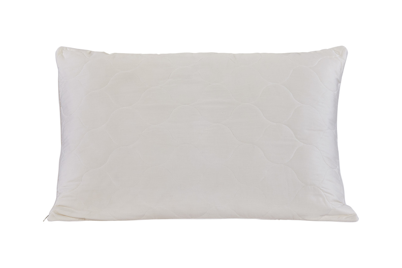 Sleep & Beyond myWoolly Pillow Upright