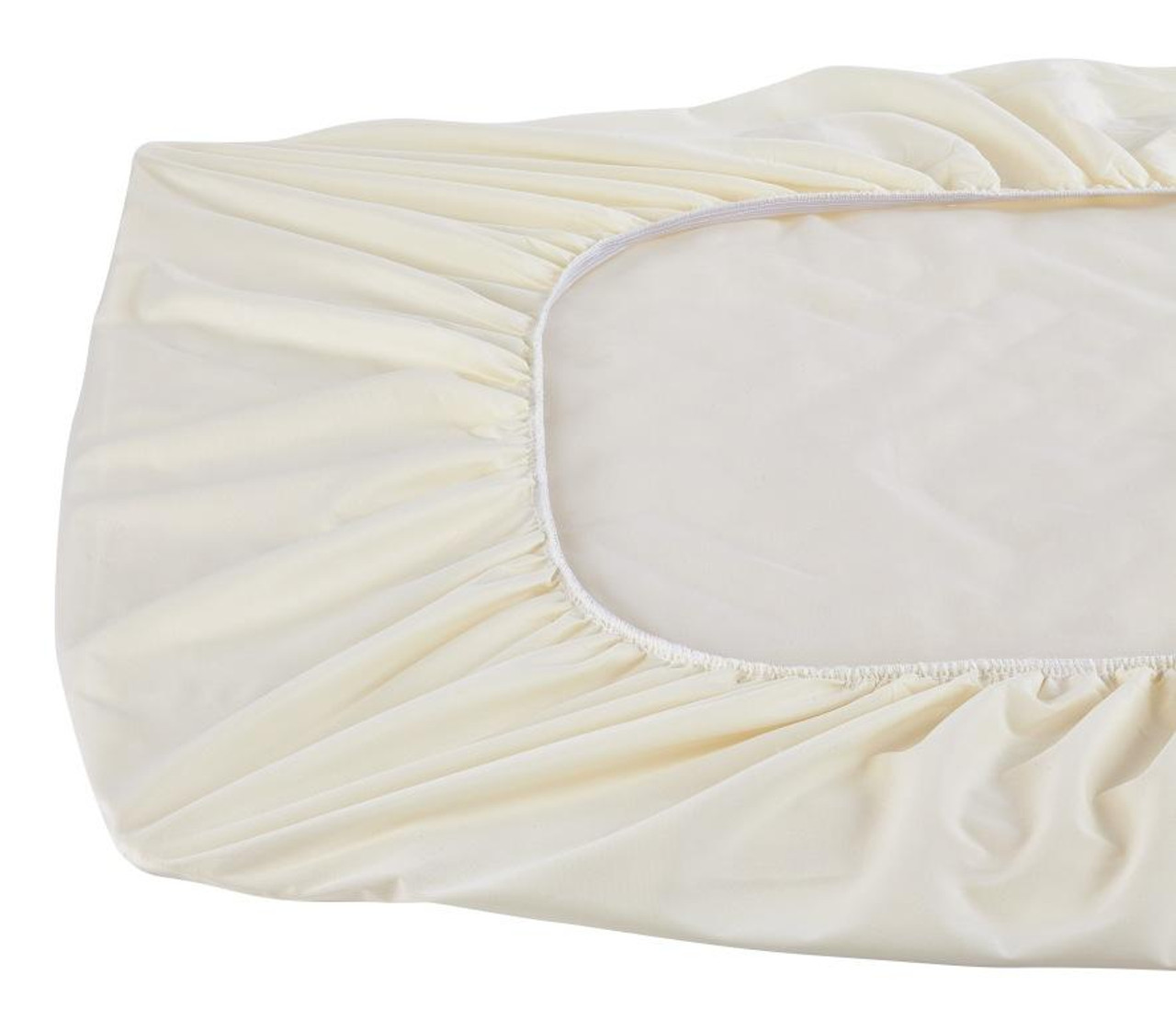 Sleep & Beyond myProtector™, 2-in-1 ultimate, washable, natural mattress protector detailed bottom