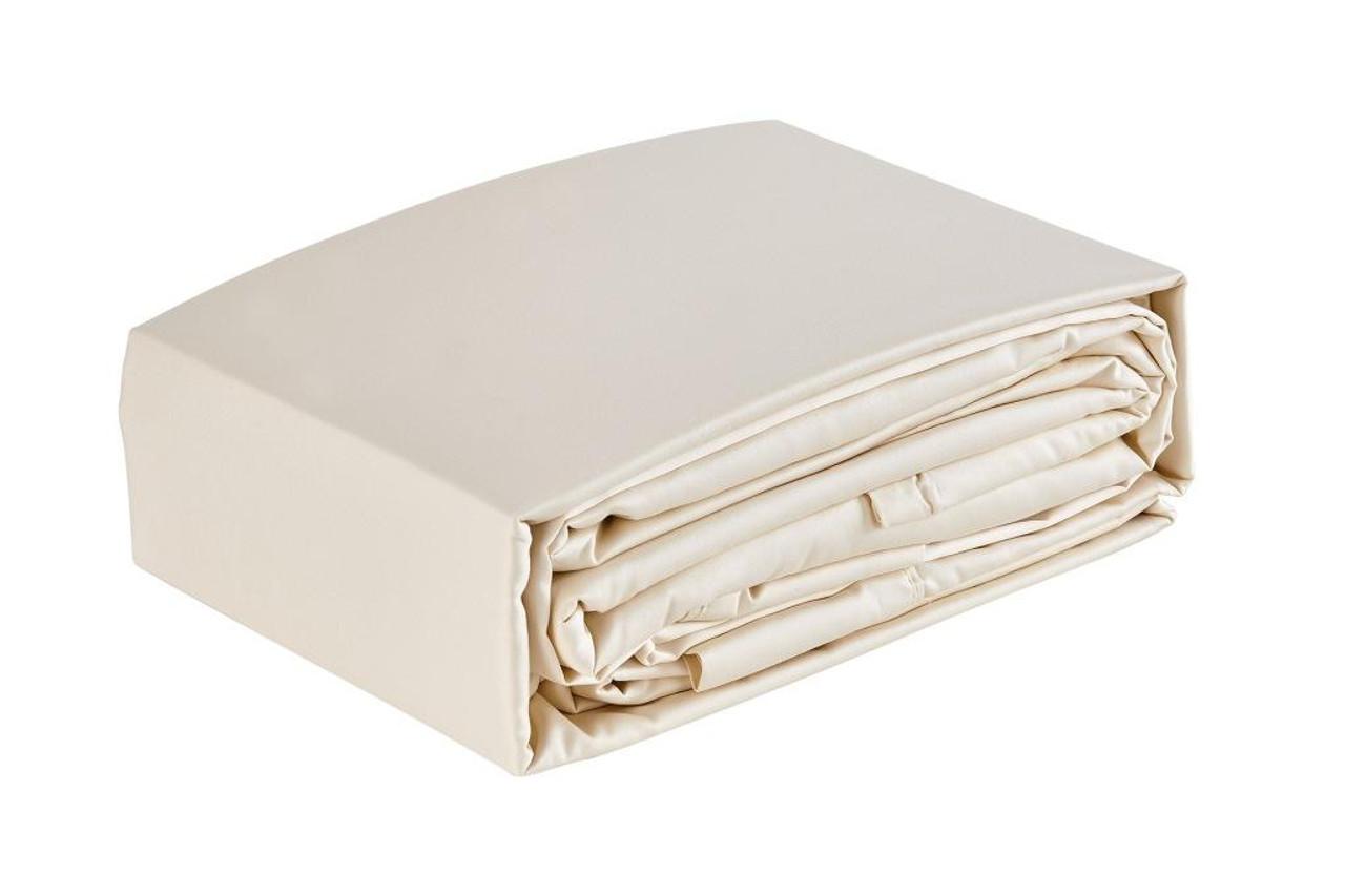 Sleep & Beyond mySheet Set 100% Natural Cotton Sheet Set, natural cotton bed sheets, cotton bed sheets