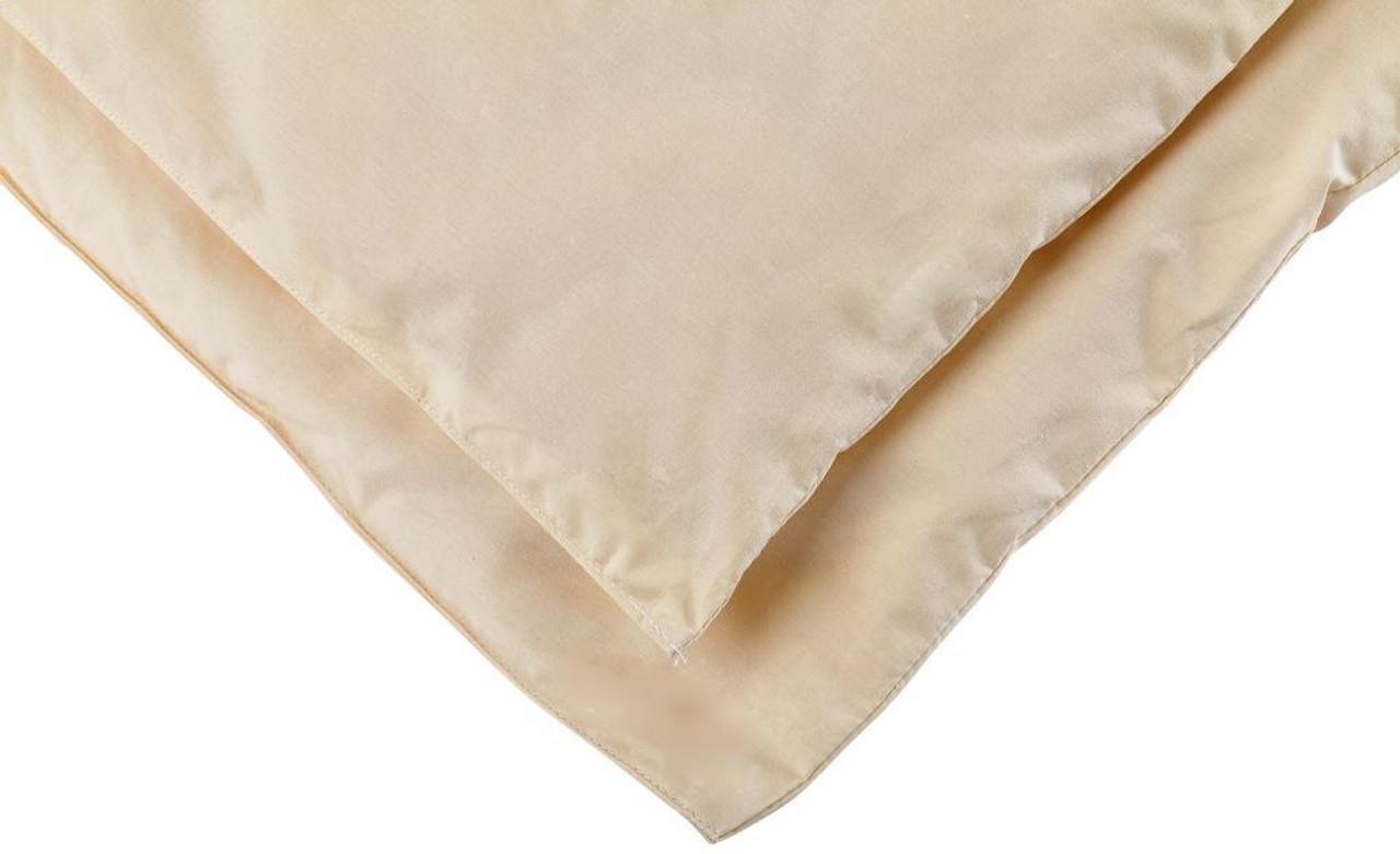 Sleep & Beyond myComforter™ 100% Washable Wool Comforter Close Up Detail