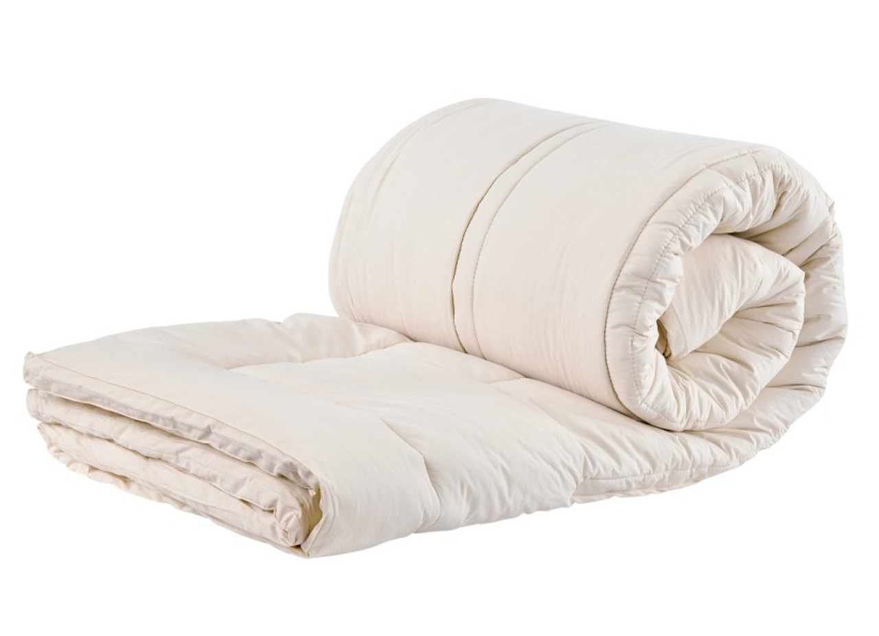 Sleep & Beyond myMerino™ Topper, Organic Merino Wool Mattress Topper Shot 2