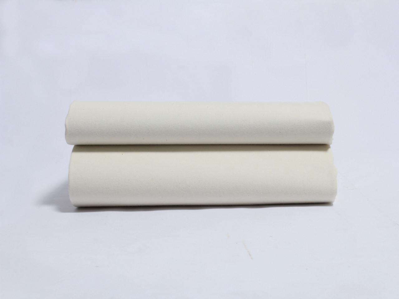 Sleep & Beyond 100% Organic Cotton Waterproof Mattress Protector Stacked